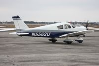 N5562U @ SEF - Piper PA-28-140 - by Florida Metal