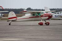 N9633A @ SEF - Cessna 140A