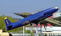 JD 397 - Lockheed T-33A Shooting Star [580-1758] Sinsheim~D 22/04/2005