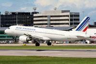 F-GKXA @ EGCC - Air France - by Chris Hall