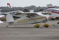 N91323 @ SEF - Webster W-8 Tail Wind