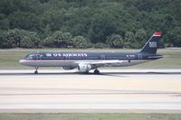 N177US @ TPA - US Airways A321