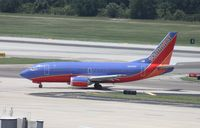 N526SW @ TPA - Southwest 737-500