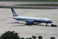 N584UA @ TPA - United 757