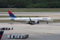 N660DL @ TPA - Delta 757