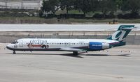 N950AT @ TPA - Air Tran Little Debbie