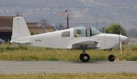 N7175L @ KCNO - Landing at chino