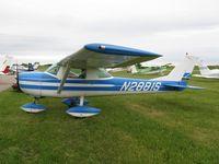N2881S @ KMVE - EAA 688 Fly-in Breakfast 2011 - by Kreg Anderson