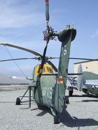 154895 - Sikorsky UH-34D Seahorse at the Palm Springs Air Museum, Palm Springs CA - by Ingo Warnecke