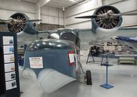 LN-SAB - Grumman G-21 (JRF-2) Goose at the Palm Springs Air Museum, Palm Springs CA - by Ingo Warnecke