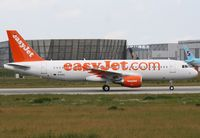 D-AVVL @ EDHI - to become G-EZUK