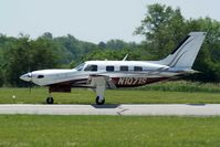 N1071S @ I19 - Piper PA46-500TP - by Allen M. Schultheiss