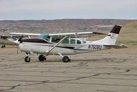 N7608U @ CNY - 1978 Cessna T207A, c/n: 20700446 at Moab