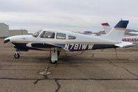 N781WW @ CNY - 1977 Piper PA-28R-201T, c/n: 28R-7803090 at Moab