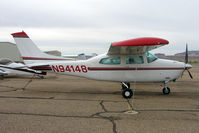 N94148 @ CNY - 1974 Cessna T210L, c/n: 21060519 at Moab