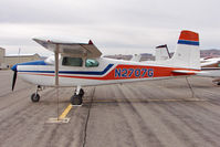 N2707G @ CNY - 1959 Cessna 182B, c/n: 52007 at Moab
