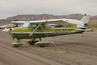 N3902C @ CNY - 1968 Cessna 150H, c/n: 15069101 at Moab