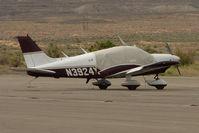 N3924X @ CNY - 1976 Piper PA-28-235, c/n: 28-7610001 at Moab