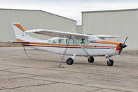 N91116 @ CNY - 1969 Cessna 207, c/n: 20700079