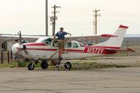 N1372V @ CNY - 1974 Cessna U206F, c/n: U20602588 at Moab