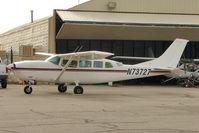 N73727 @ CNY - 1980 Cessna T207A, c/n: 20700617 at Moab