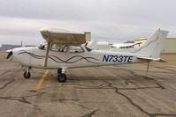 N733TE @ CNY - 1977 Cessna 172N, c/n: 17268529 at Moab