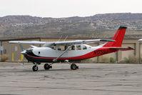 N1758U @ CNY - 1976 Cessna T207, c/n: 20700358 at Moab
