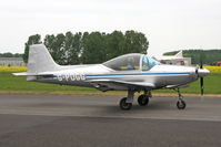G-PDGG @ EGBR - Aeromere Falco F8L at Breighton Airfield, UK in April 2011. - by Malcolm Clarke
