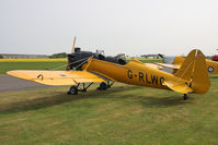 G-RLWG @ EGBR - Ryan ST3KR at Breighton Airfield, UK in April 2011. - by Malcolm Clarke