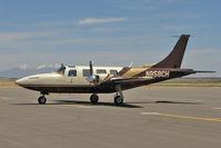 N858CH @ U43 - 1982 Piper PA-60-602P, c/n: 60-8265006 - A nice surprise at the remote Monticello airfield