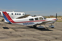 N8698N @ BDG - 1971 Piper PA-32-300, c/n: 32-7240045 at Blanding UT