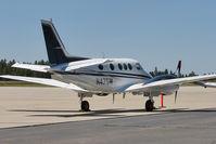 N47SW @ FLG - 1983 Beech C90, c/n: LJ-1057 at Flagstaff