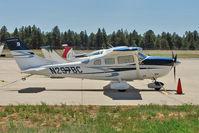 N297BC @ FLG - 2007 Cessna T206H, c/n: T20608764 at Flagstaff AZ