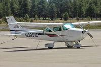 N5951E @ FLG - 1978 Cessna 172N, c/n: 17271974 at Flagstaff AZ