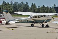 N234WA @ FLG - 1975 Cessna 172M, c/n: 17265581 at Flagstaff AZ