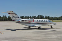 N569DM @ FLG - 2002 Cessna 525A, c/n: 525A0088 at Flagstaff AZ