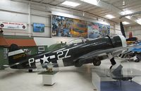 N47RP @ KPSP - Republic P-47D Thunderbolt at the Palm Springs Air Museum, Palm Springs CA
