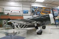 N47RP @ KPSP - Republic P-47D Thunderbolt at the Palm Springs Air Museum, Palm Springs CA