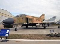 C12-37 @ LECU - Mighty Phantom in Spanish Air Force colors - by Daniel L. Berek