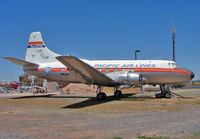 N636X @ 40G - 1952 Martin 404, c/n: 14135 a wonderful sight at Planes of Fame , Valle AZ - only the second of the type I have ever seen