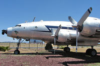 N422NA @ 40G - 1948 Lockheed C-121, c/n: 48-613 at Planes of Fame Museum , Valle AZ