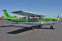 N7351U @ 40G - 1977 Cessna T207A, c/n: 20700415 of Grand Canyon Airlines at Valle AZ