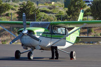 N6491H @ GCN - 1979 Cessna T207A, c/n: 20700543