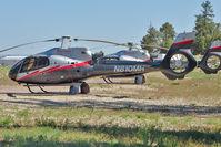 N810MH @ GCN - Maverick's Eurocopter EC 130 B4, c/n: 3949 at Grand Canyon