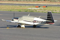 N9514R @ GCN - 1980 Mooney Aircraft Corp. M20K, c/n: 25-0484 at Grand Canyon