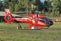 N153GC @ GCN - Eurocopter EC 130 B4, c/n: 7074 at Grand Canyon