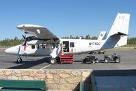 N171GC @ GCN - 1974 Dehavilland DHC-6-300, c/n: 406 at Grand Canyon