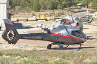 N805MH @ GCN - 2004 Eurocopter EC 130 B4, c/n: 3799 at Grand Canyon