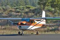 N2788G @ GCN - 1959 Cessna 182B, c/n: 52088 at Grand Canyon