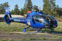 N8959S @ GCN - 2007 Eurocopter EC 130 B4, c/n: 4232 at Grand Canyon